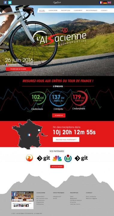 Course cycliste L'Alsacienne