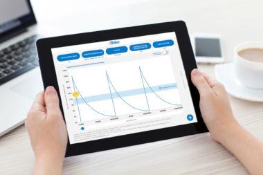 Application iPad : Ajustements de traitements