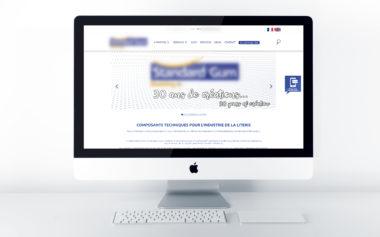 Site catalogue Fabriquant dans l'industrie de la literie