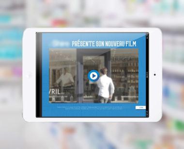 Application iPad : Vidéo à fins multiples
