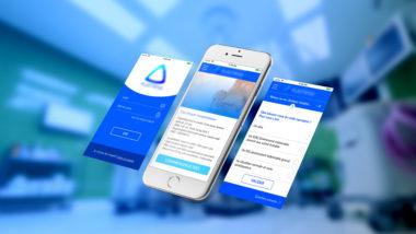 Application iPhone & Android : Accréditation de chirurgiens